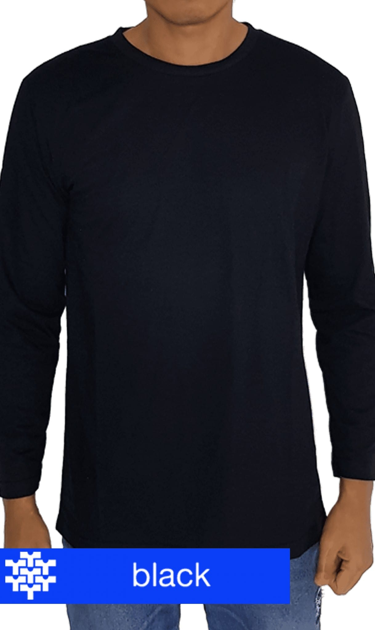 Contoh Baju Lengan Panjang Hitam - Juwitala