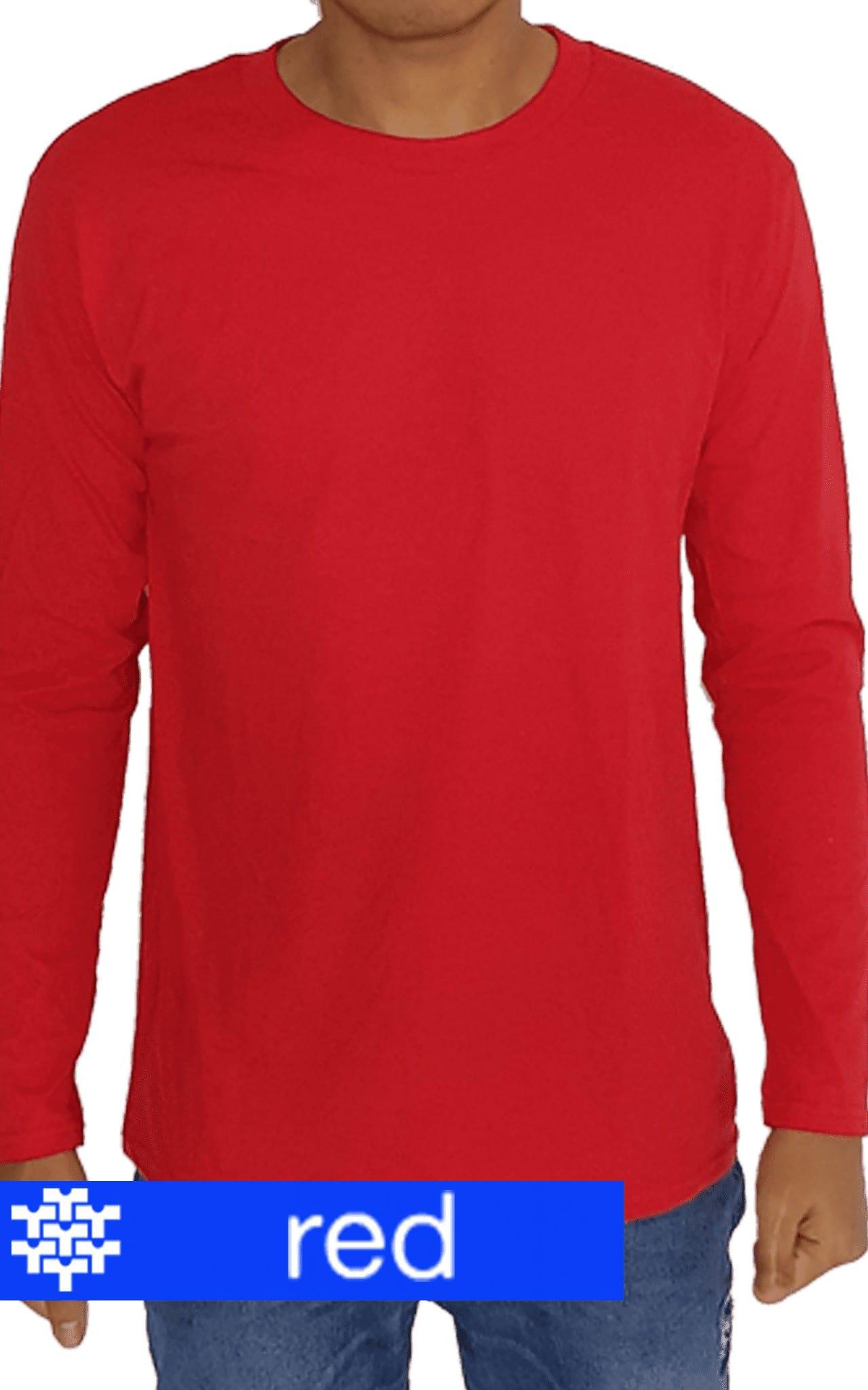 Cara Membuat Desain Kaos Lengan Panjang Tshirtbar