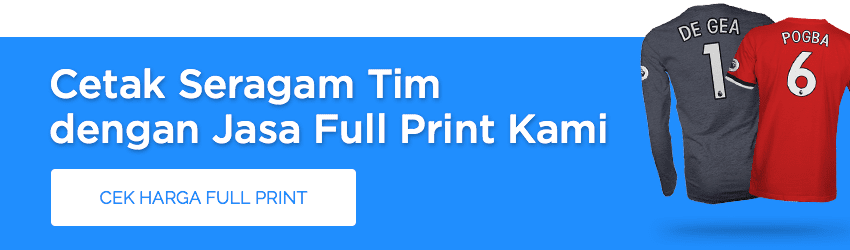 full print kaos