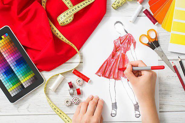 Cara Menggambar Desain Baju Yang Bagus Dan Menarik Perhatian Konsumen