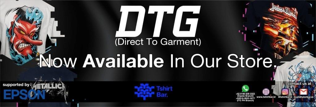 Banner DTG
