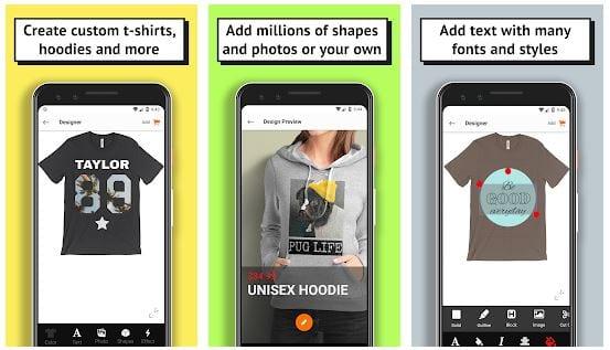 aplikasi desain baju android Oshirt