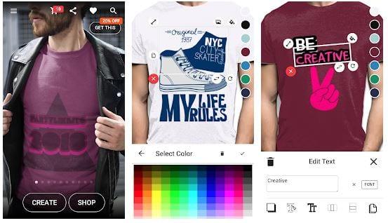 aplikasi desain baju android Yayprint