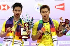 Baju jersey badminton the minions
