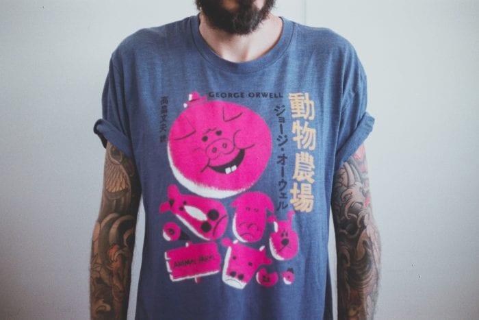 Desain Sablon Kaos Unik Yang Bisa Jadi Inspirasi