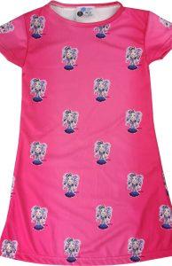 dress santai custom fullprint..