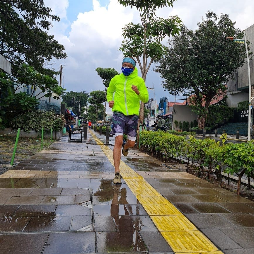TBlog #3 Tips berlari aman di jalanan Jakarta