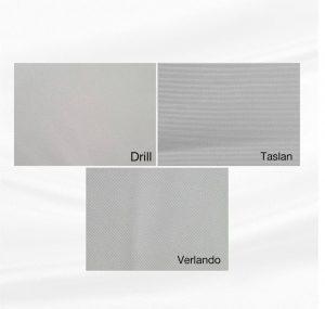 jenis dan tekstur kain untuk celemek