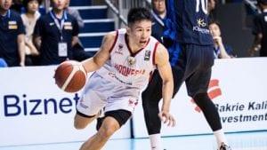Atlet basket indonesia, Abraham Damar Grahita