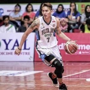 Atlet basket indonesia, Daniel Timothy Wenas