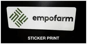 contoh bahan stiker yang bagus