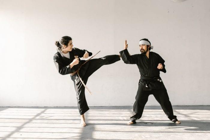 Macam macam Olahraga Bela Diri Di Indonesia