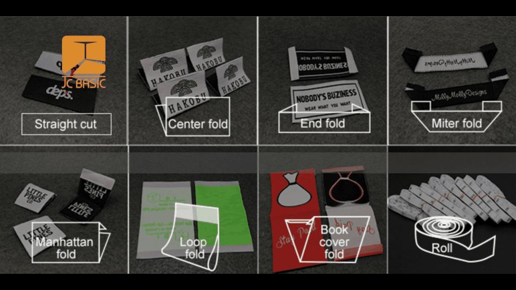 Jenis Label Baju