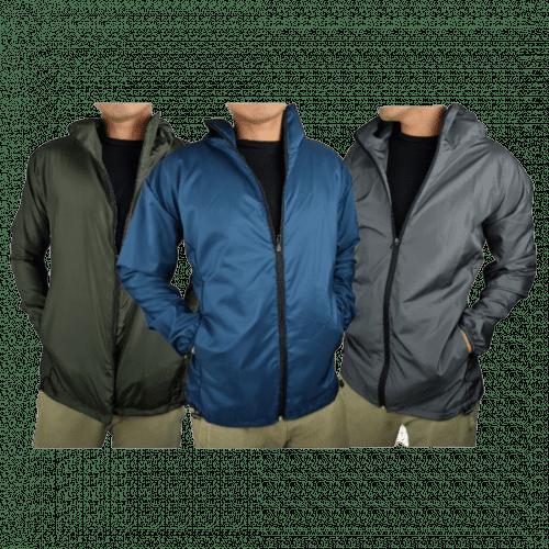 2 Jenis Jaket Parasut