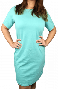 Premium Cotton Tshirt Dress